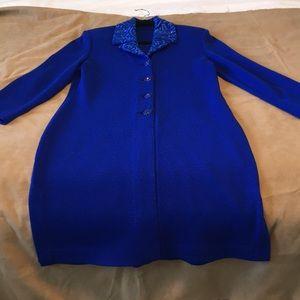 St. John Santana Knit Dress